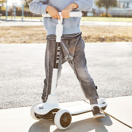 Picture of Bird® Birdie Kids Scooter Dove White (Non Electric)