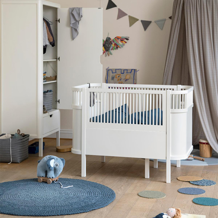 Picture of Sebra® The Sebra Bed, Baby & Jr., Wooden Edition