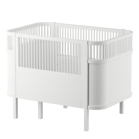 Picture of Sebra® The Sebra Bed, Baby & Jr., Classic White