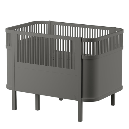 Picture of Sebra® The Sebra Bed, Baby & Jr., Classic Grey