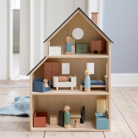 Picture of Sebra® The Sebra doll''s house