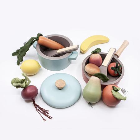 Sebra® Wooden Fruits