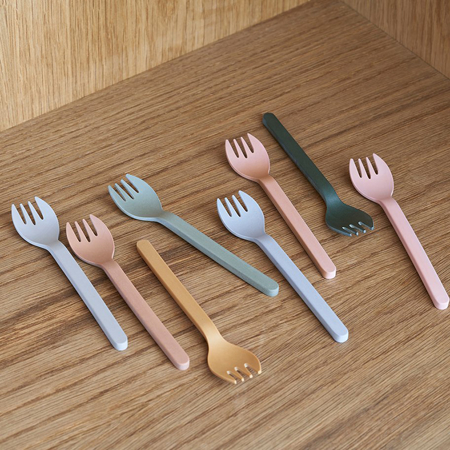 Picture of Liewood® Naoto Fork 6 Pack - Rose multi mix