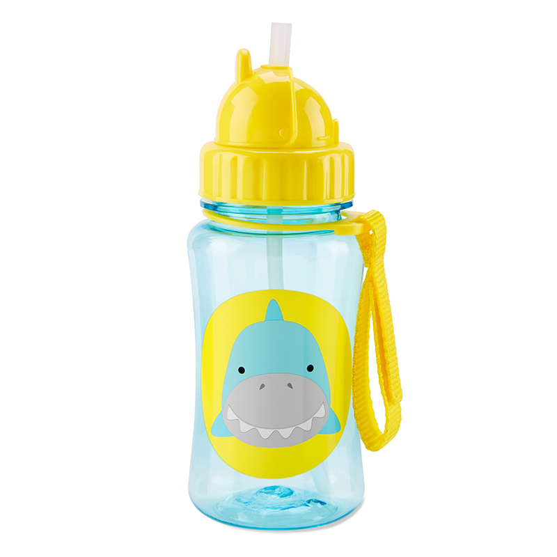 Picture of Skip Hop® Straw Bottle Shark