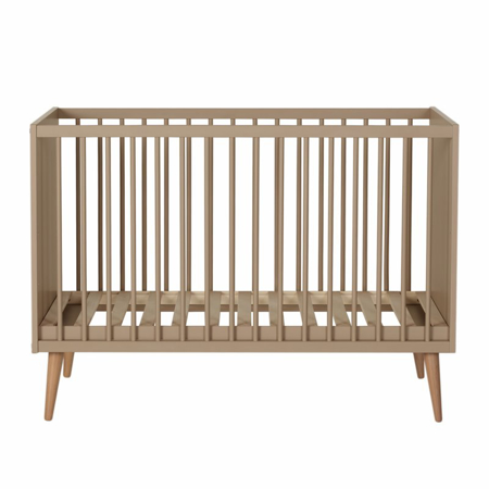 Picture of Quax® Cocoon Baby Bed 120x60 Latte
