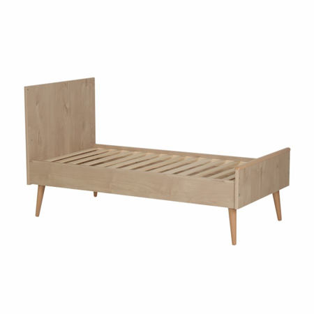 Picture of Quax® Cocoon Baby Bed 140x70 Natural Oak