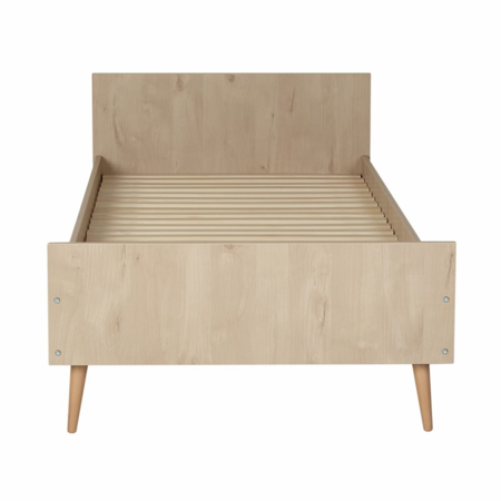 Picture of Quax® Junior Bed Cocoon 200x90 Natural Oak
