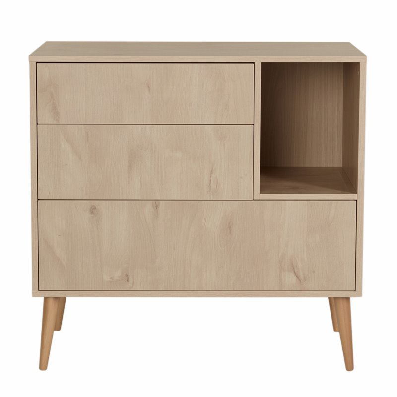 Picture of Quax® Modern Commode Natural Oak