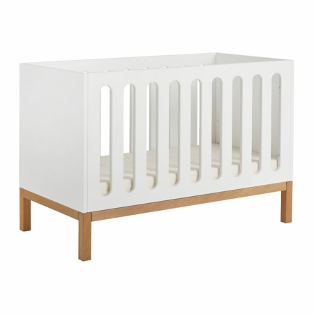 Picture of Quax® Baby Cot/Bench Indigo 120x60 White