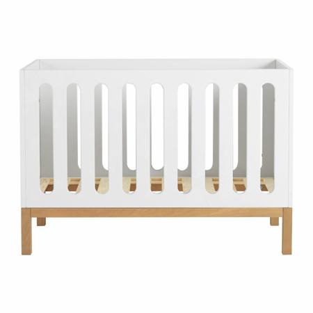 Picture of Quax® Baby Cot/Bench Indigo 120x60 White