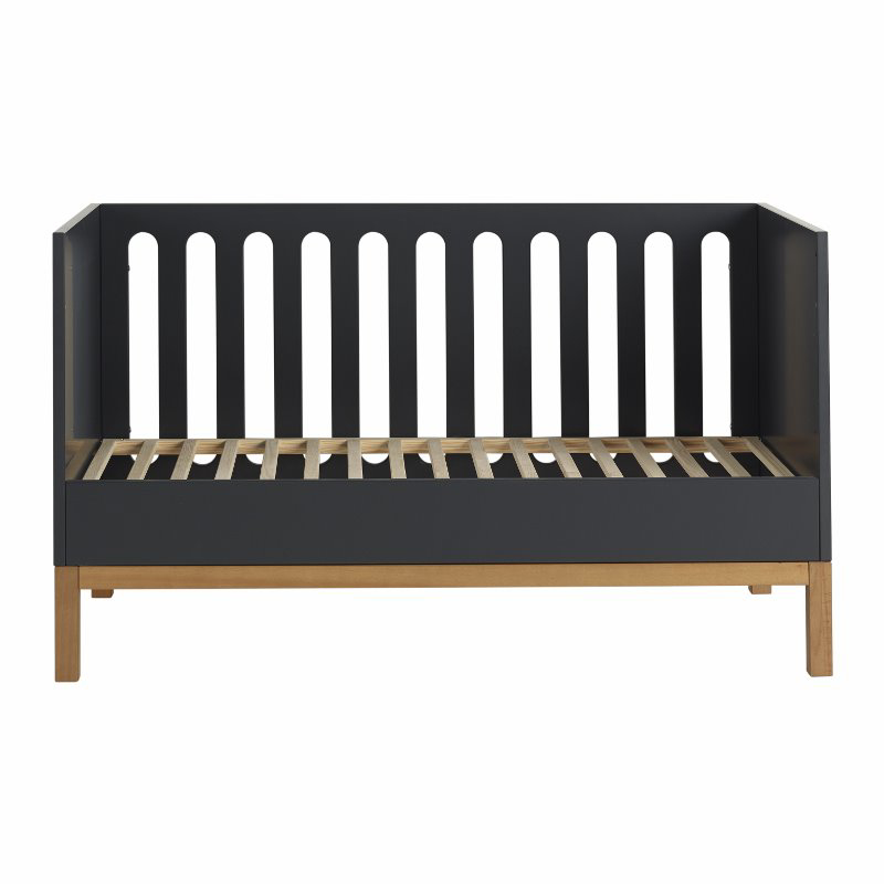 Picture of Quax® Baby Cot/Bench Indigo 140x70 Moonshadow