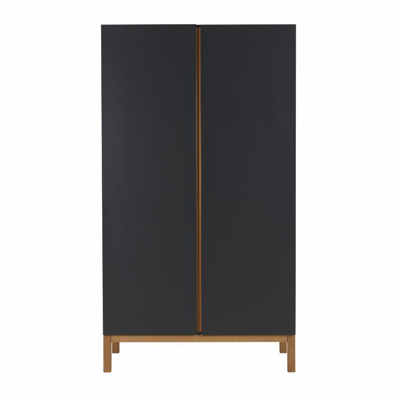 Picture of Quax® Wardrobe 2 Doors Indigo Moonshadow