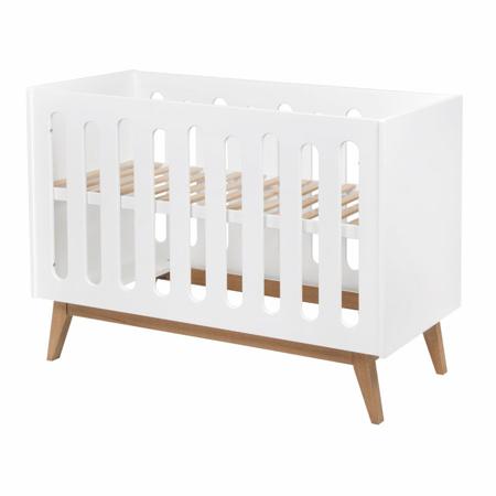 Quax® Baby Cot/Bench Trendy 120x60 White