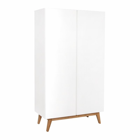 Picture of Quax® Wardrobe 2 Doors Trendy White
