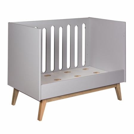 Picture of Quax® Baby Cot/Bench Trendy 120x60 Griffin Grey