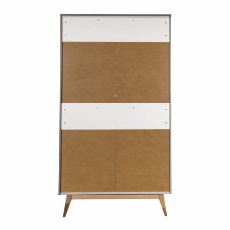 Picture of Quax® Wardrobe 2 Doors Trendy Griffin Grey