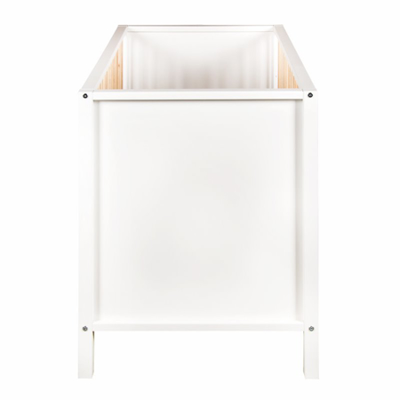 Picture of Quax® Baby Cot/Bench Nordic 120x60 White