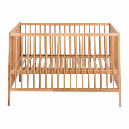 Picture of Quax® Baby Cot/Bench Lina 120x60 Natural