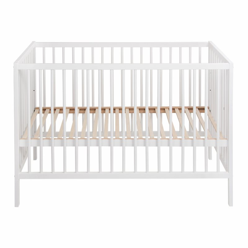 Picture of Quax® Baby Cot/Bench Lina 120x60 White