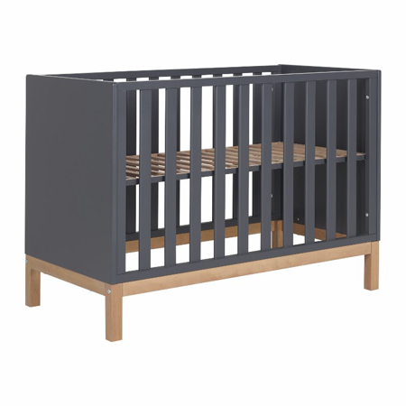 Quax®  Baby Cot/Bench Hip 120x60 Moonshadow