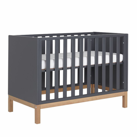 Picture of Quax®  Baby Cot/Bench Hip 120x60 Moonshadow