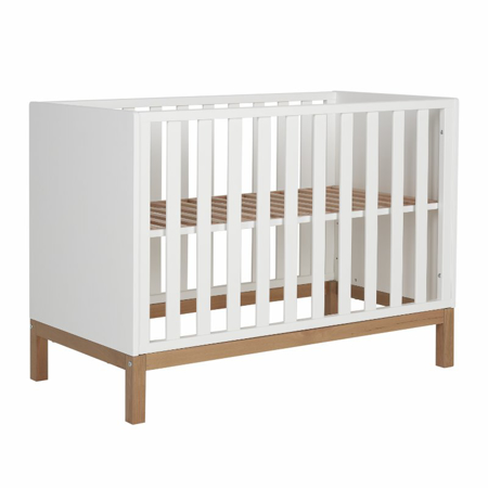 Quax®  Baby Cot/Bench Hip 120x60 White