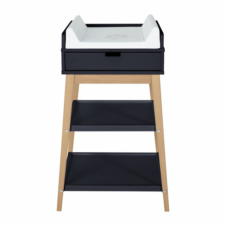 Picture of Quax® Changing Table + Drawer Hip Moonshadow