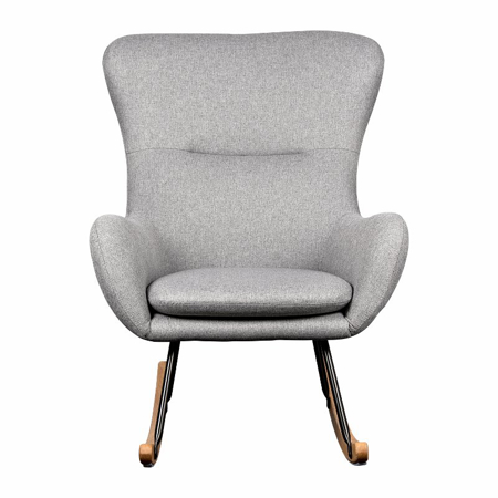 Picture of Quax® Rocking Adult Chair Basic Soft Grey