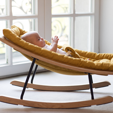 Picture of Quax® Rocking Baby Bouncer Saffran