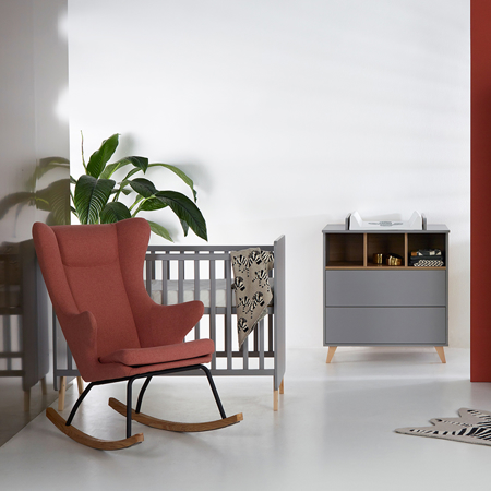 Picture of Quax® Rocking Adult Chair De Luxe Saffran