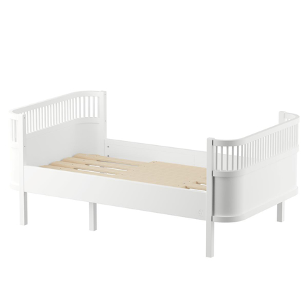 Picture of Sebra® The Sebra Bed, Junior & Grow Classic white
