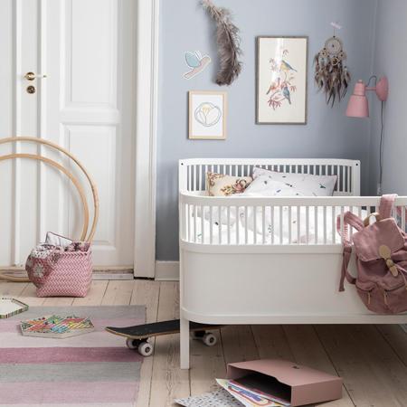 Picture of Sebra® The Sebra Bed, Junior & Grow Classic white