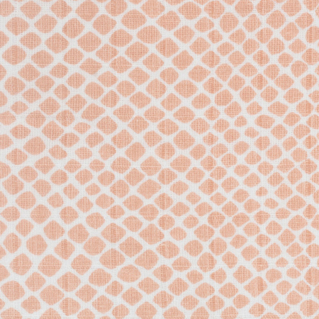 Picture of Jollein® Muslin multi-cloth large Snake Pale Pink 2pack 115x115