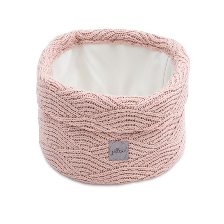 Picture of Jollein® Basket River Knit  Pale Pink