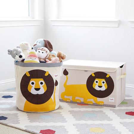 3Sprouts®  Toy Chest Leo