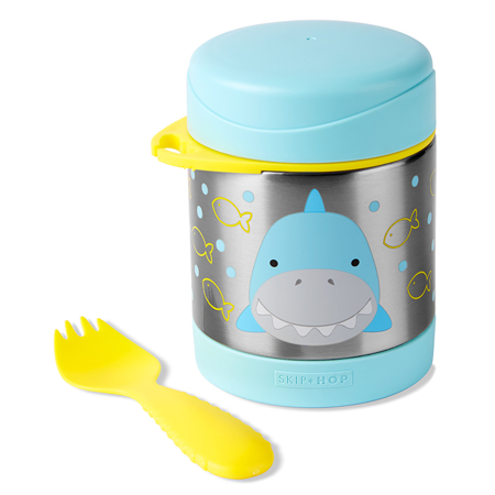 Skip Hop® Insulated Little Kid Food Jar Shark