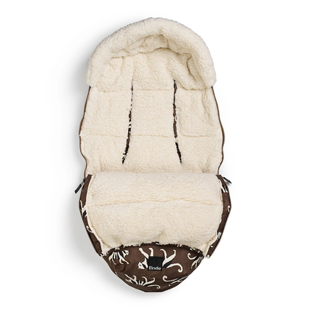 Elodie Details Light-Weight Winter Bag White Tiger
