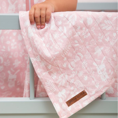 Picture of Little Dutch® Swaddles 70 x 70 Adventure Grey