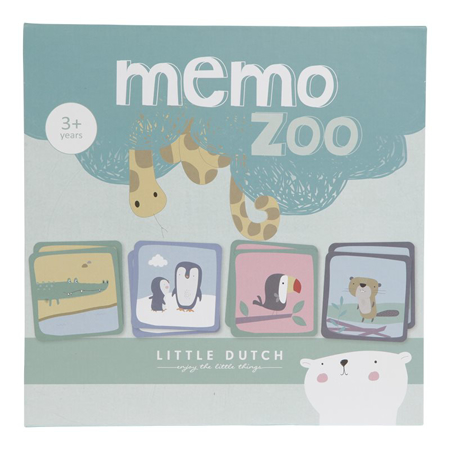 Picture of Little Dutch® Memo Zoo