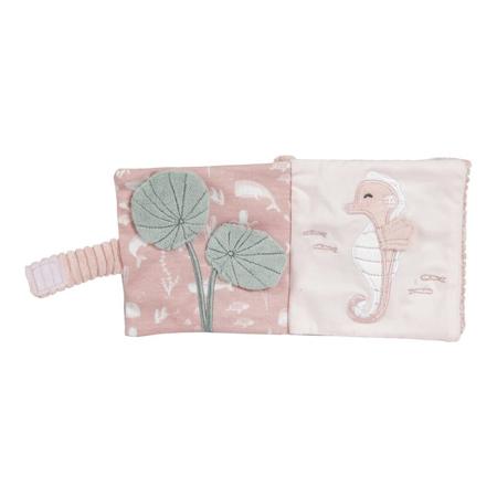 Picture of Little Dutch® Stroller booklet soft Ocean Pink
