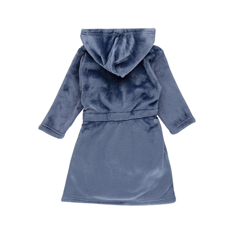 Little Dutch® Baby bathrobe Ocean Blue