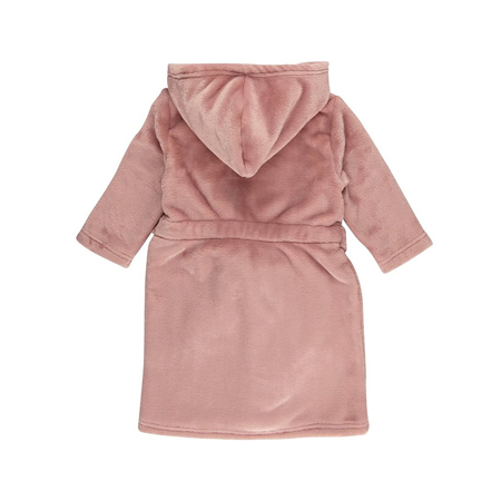 Little Dutch® Baby bathrobe Ocean Pink