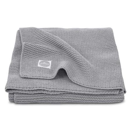 Picture of Jollein® Blanket 75x100cm Stone Grey
