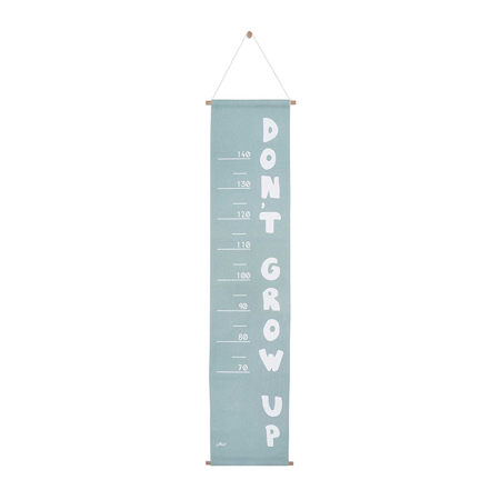 Picture of Jollein® Growth chart ABC Stone Green