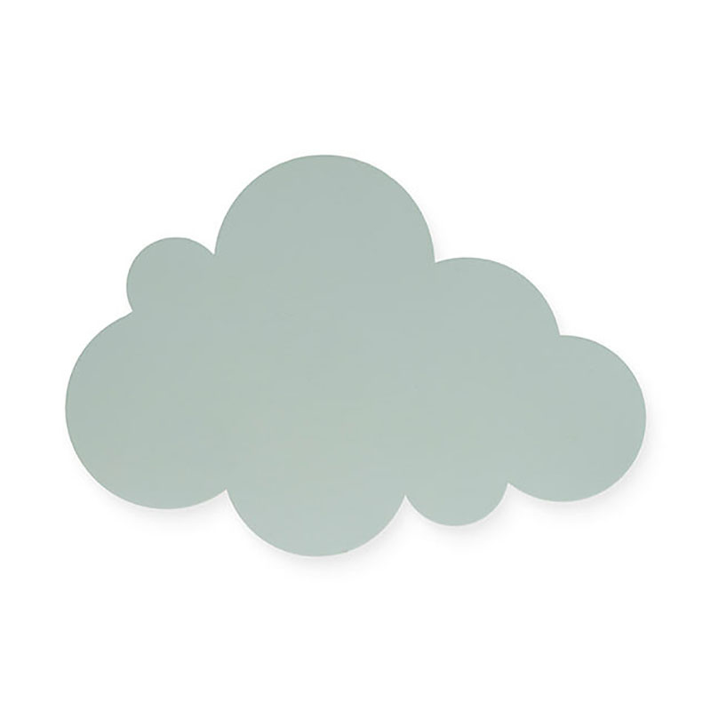 Picture of Jollein® Lamp Clouds Green