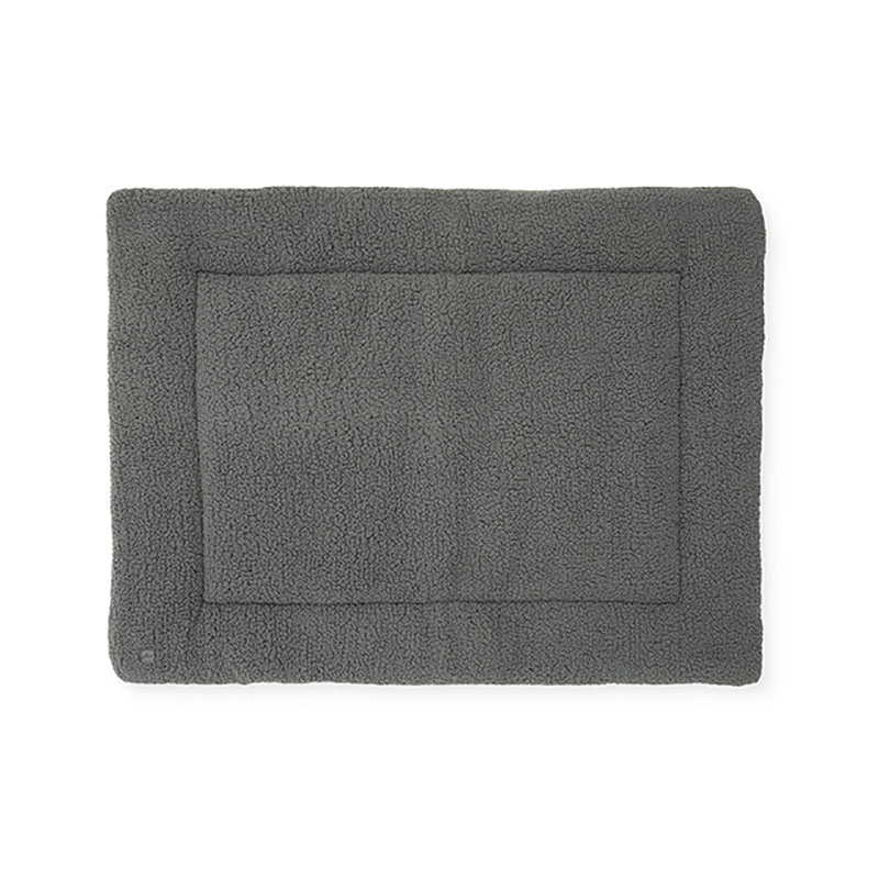 Picture of Jollein® Playmat 80x100 Teddy Storm Grey