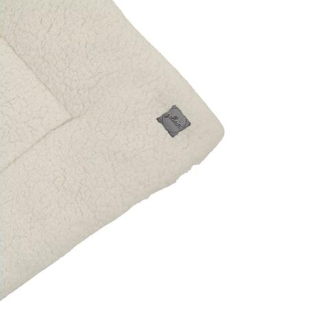 Jollein® Playmat 80x100 Teddy Cream White