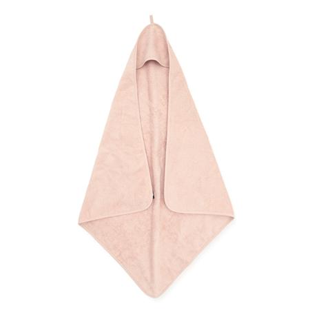 Jollein® Terrycloth Bathcape 75x75cm Pale Pink
