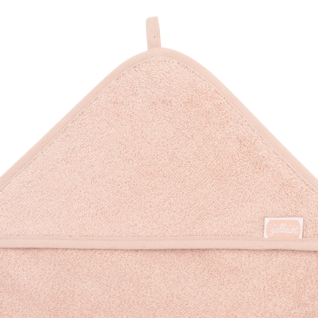 Picture of Jollein® Terrycloth Bathcape 75x75cm Pale Pink