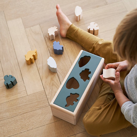 Picture of Liewood® Midas Puzzle Box - Dino mix